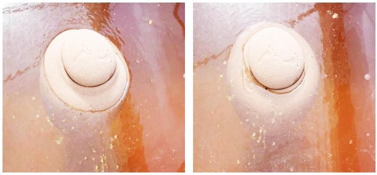 Degradación de la urna